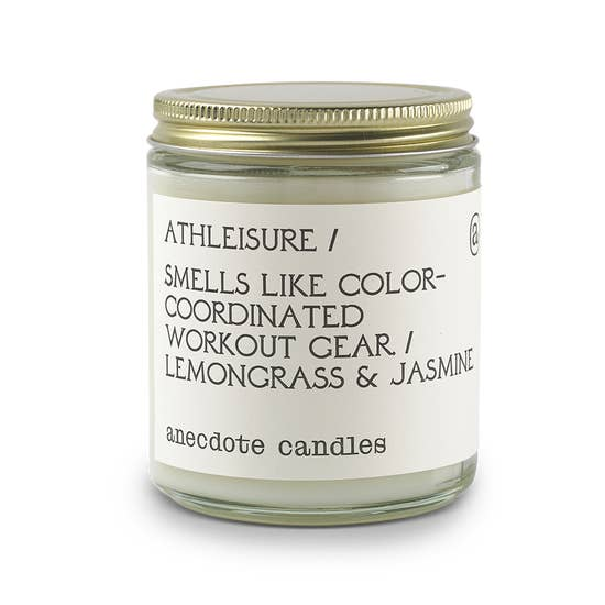 Candle | 'Athleisure' Jar - Poppy and Stella