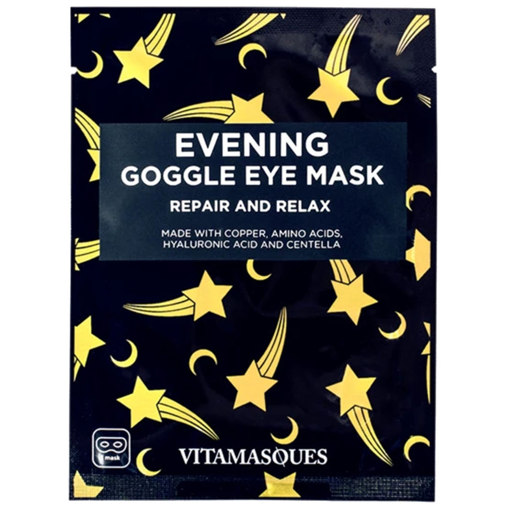 Goggle Eye Mask | Evening