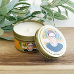 Icon Collection Tin Candle | RBG / Fern & Tobacco