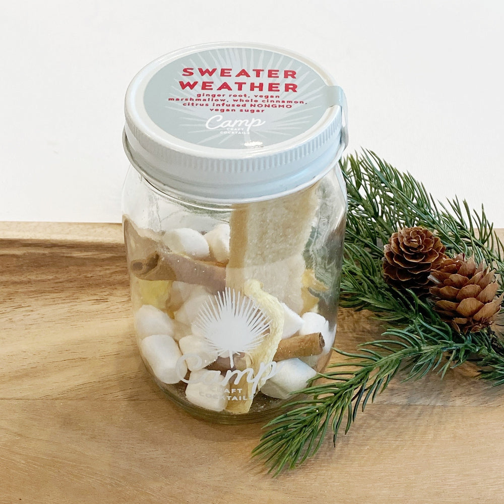 Sweater Weather Cocktail Kit l 16oz