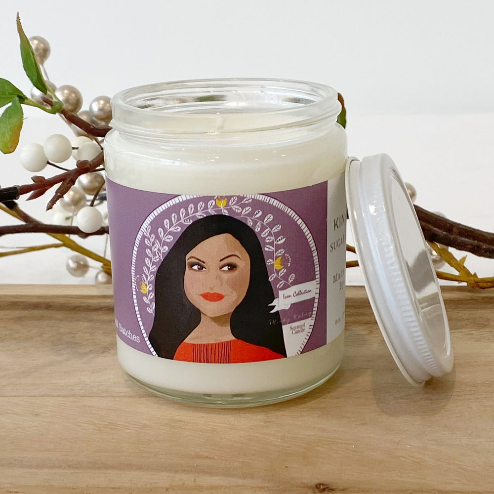 Icon Collection Jar Candle | Mindy Kaling / Sugar & Huckleberry