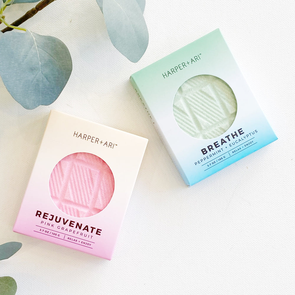Fun Size Bath Bar Bomb | Rejuvenate