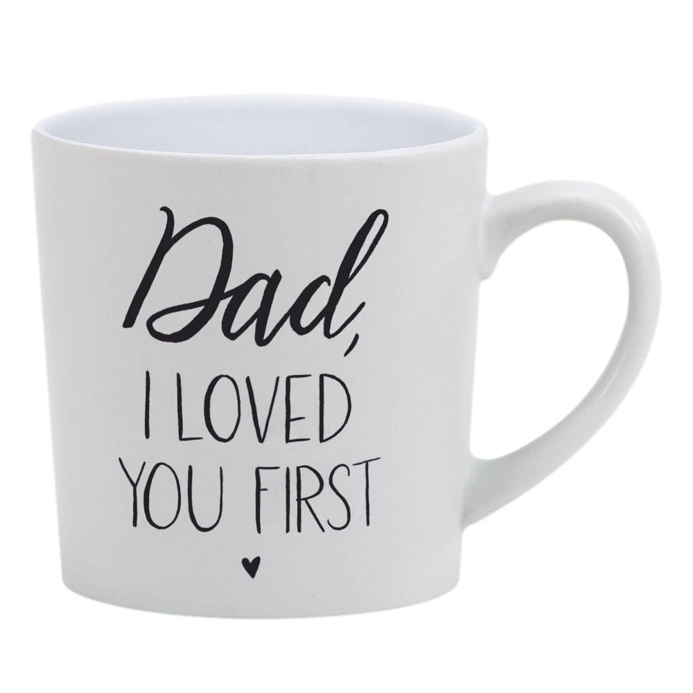 Loved You First Mug - Poppy and Stella
