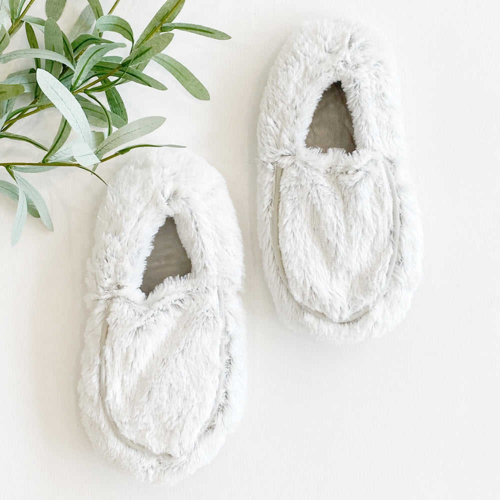 Warming Slippers | Marshmallow
