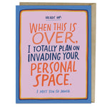 Card | Personal Space