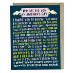 Card | Wishes For You Mom