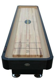 "Berner ""THE STANDARD"" 9-Foot Shuffleboard Table"