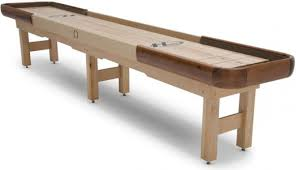 Cirrus 22-Foot Outdoor Shuffleboard Table