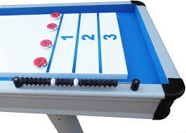 Extera 9-Foot Outdoor Shuffleboard Table