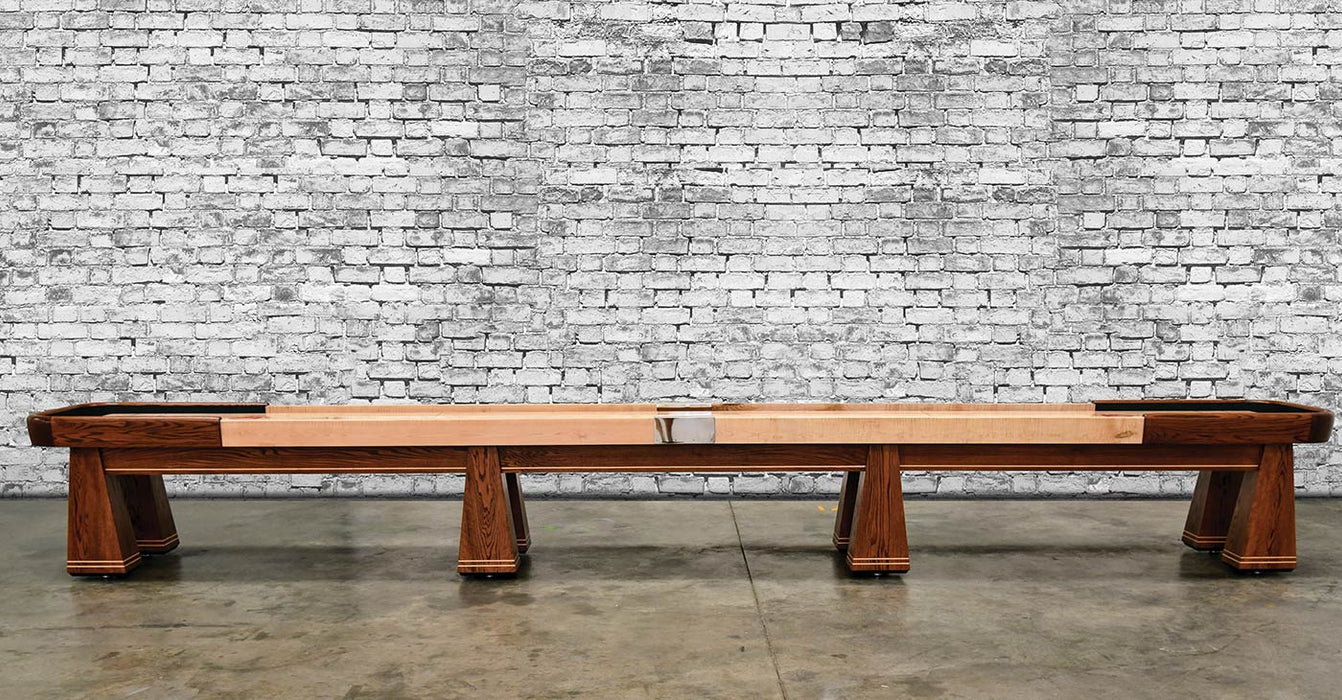 Saratoga 20-Foot Shuffleboard Table