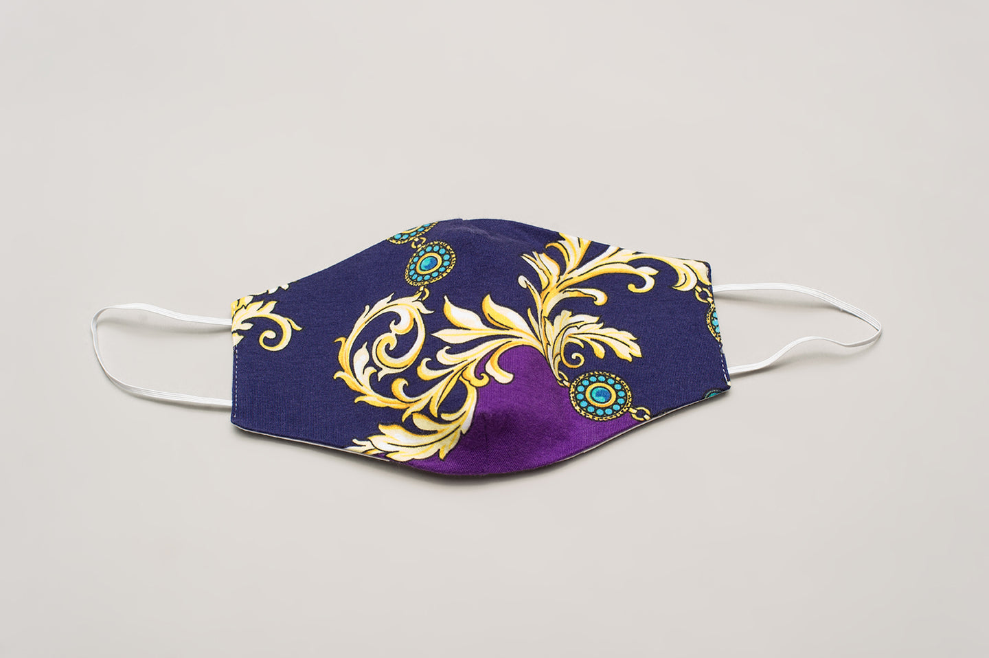 Fashion Mask Baroque