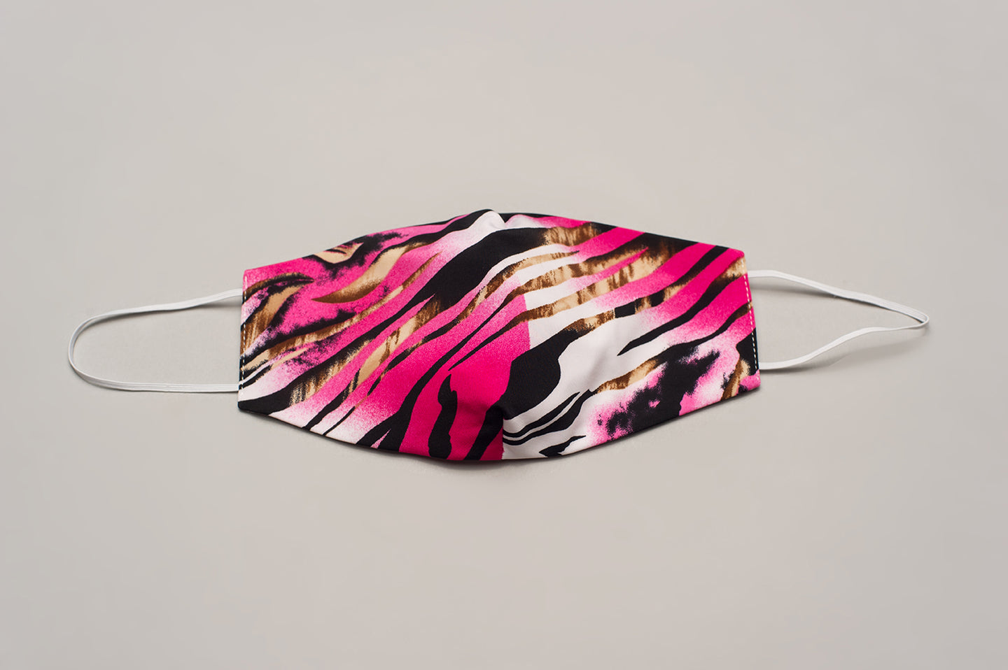Fashion Mask Pink Safari