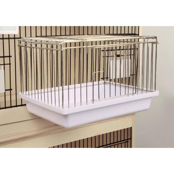 Baby cage or aviary bird bath