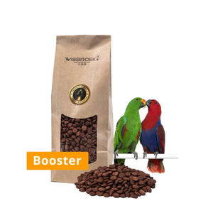 Wisbroek Parrot Fruit Blend Booster 2.2lbs