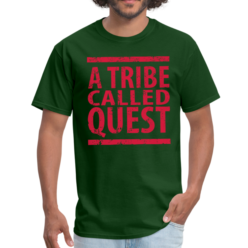 A Tribe Called Quest T-shirt - forest green