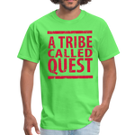 A Tribe Called Quest T-shirt - kiwi