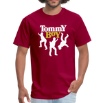 Tommy Boy T-shirt - dark red