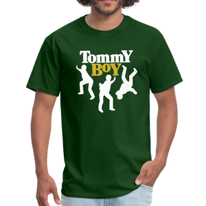 Tommy Boy T-shirt - forest green