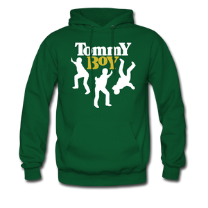 Tommy Boy Hoodie - forest green
