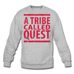 A Tribe Called Quest Crewneck Sweatshirt - heather gray