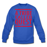 A Tribe Called Quest Crewneck Sweatshirt - royal blue