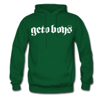 Geto Boys Hoodie - forest green