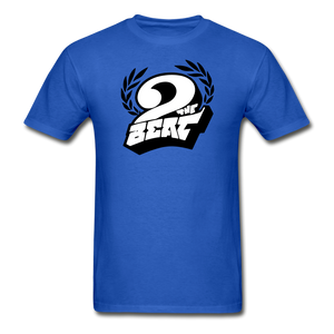 2 the Beat T-Shirt - royal blue