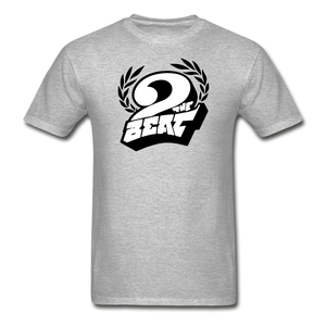 2 the Beat T-Shirt - heather gray