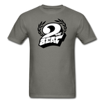 2 the Beat T-Shirt - charcoal