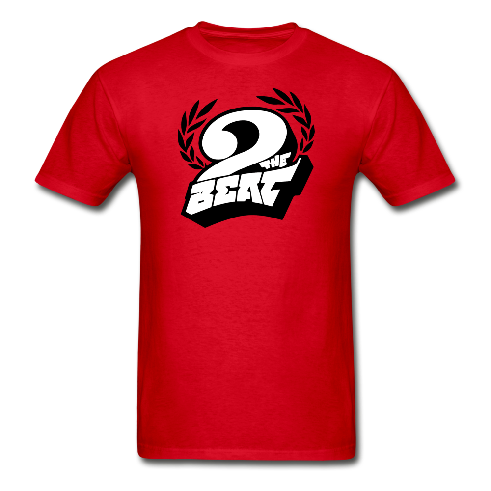 2 the Beat T-Shirt - red