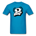 2 the Beat T-Shirt - turquoise
