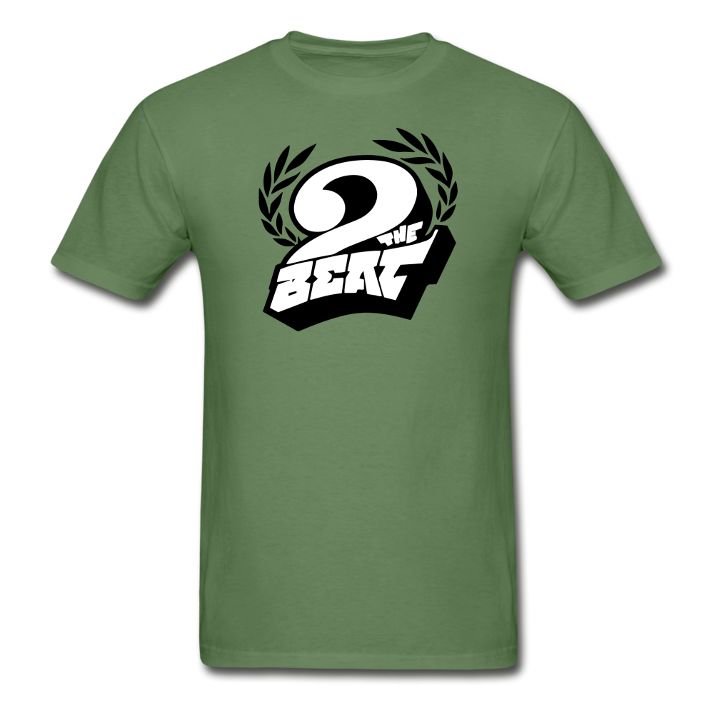 2 the Beat T-Shirt - military green