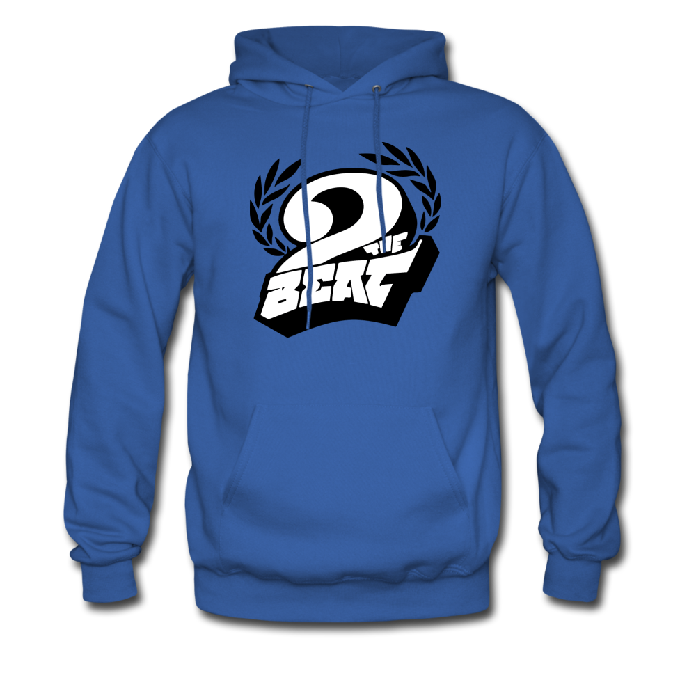 2 the Beat Hoodie - royal blue