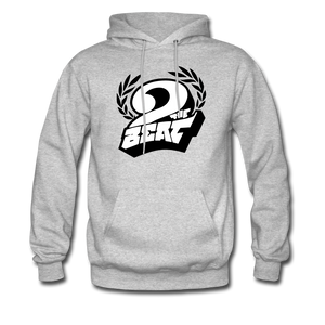 2 the Beat Hoodie - heather gray