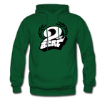 2 the Beat Hoodie - forest green