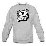 2 the Beat Crewneck Sweatshirt - heather gray