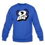 2 the Beat Crewneck Sweatshirt - royal blue