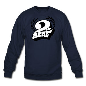 2 the Beat Crewneck Sweatshirt - navy