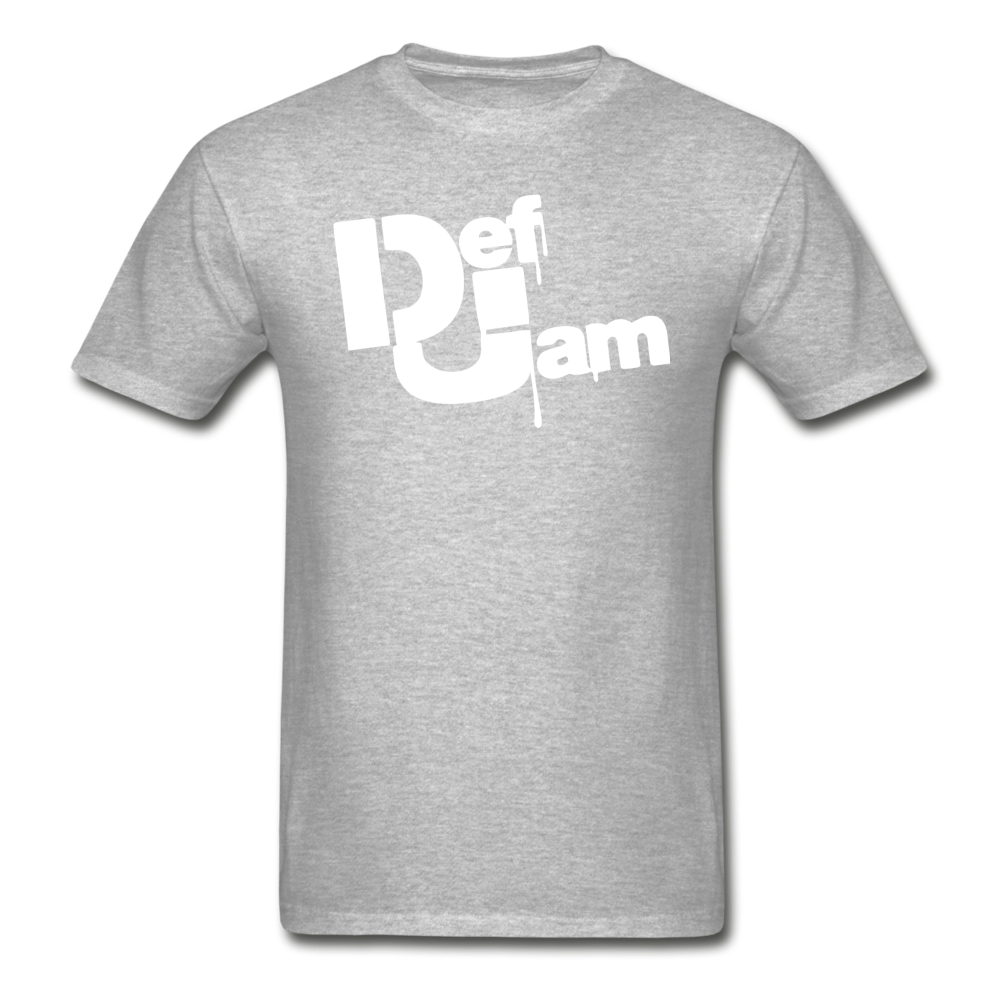 DEF JAM Graffiti T-Shirt - heather gray