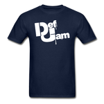 DEF JAM Graffiti T-Shirt - navy
