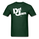 DEF JAM Graffiti T-Shirt - forest green