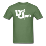 DEF JAM Graffiti T-Shirt - military green