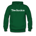 Technics Hoodie - forest green