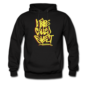 A Tribe Called Quest Graffiti Hoodie - black