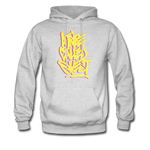 A Tribe Called Quest Graffiti Hoodie - ash