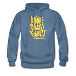 A Tribe Called Quest Graffiti Hoodie - denim blue