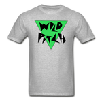 Wild Pitch T-Shirt - heather gray