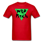 Wild Pitch T-Shirt - red