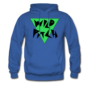 Wild Pitch Hoodie - royal blue