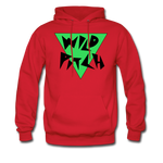 Wild Pitch Hoodie - red